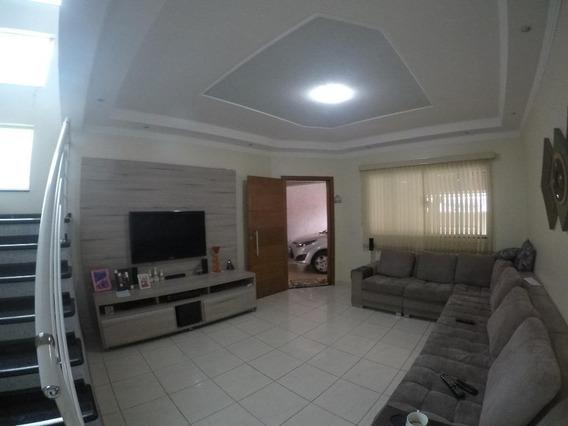 Casa Com 3 Dormitórios Para Alugar, 115 M² Por R$ 1.700/mês - Parque Residencial Jaguari - Americana/sp - Ca0689