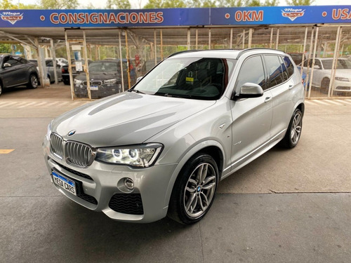 Bmw X3 Xdrive 35i M Package 2017
