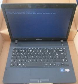 Notebook Samsung Np275e4e Amd 4gb Com Fonte Sem Hd