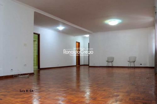 Apartamento Com 3 Dorms, Jardim Paulista, São Paulo - R$ 1.53 Mi - V3937