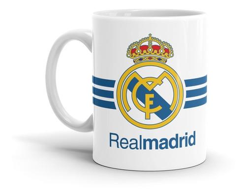 Taza Personalizada Del Real Madrid