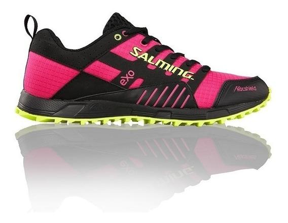 Zapatillas Salming Trail T4 Running Mujer