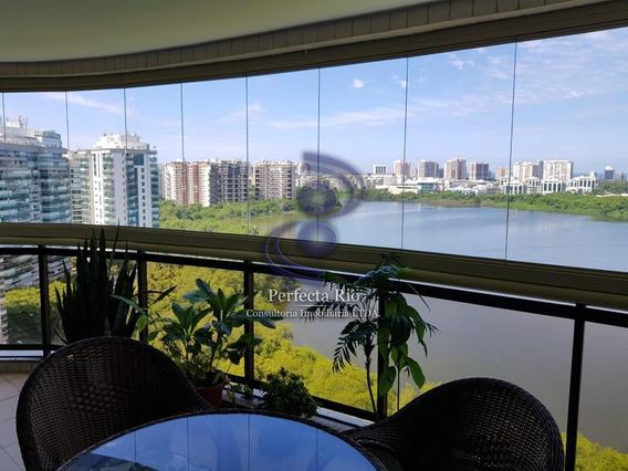 Excelente Apartamento, 03 Quartos, 145m² - Barra Da Tijuca