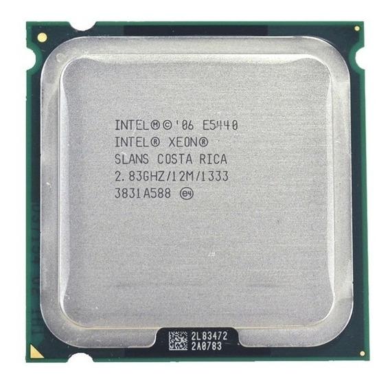 Par Processador Intel Xeon E5440 Lga 771 Tem X5450 ¨