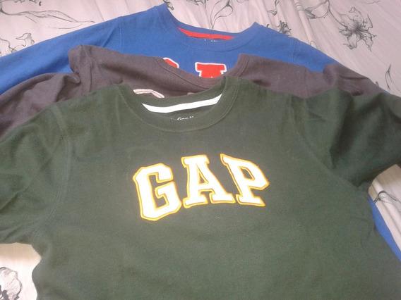 Lote Gap 5 Anos Original!bazar Do Dan :)