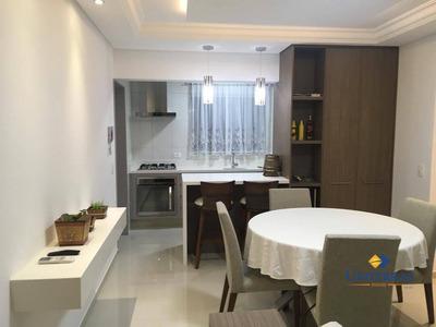 Apartamento Com 2 Quartos À Venda Em Colombo - São Gabriel - Ap0218