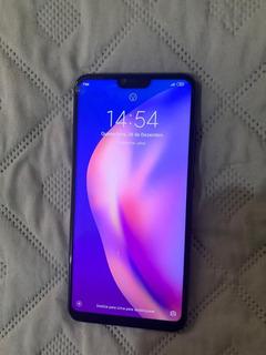 Xiaomi Mi 8 Lite 6gb De Ram Tela Trincada