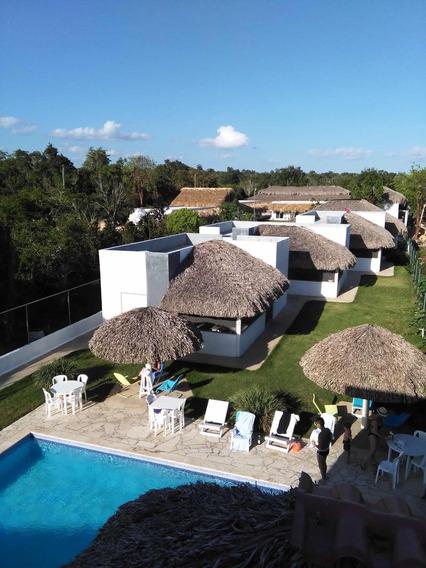 Complejo Turístico/rancho,hotel,restaurante En Bayahibe