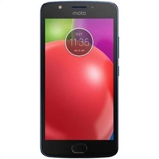 Motorola Moto E4 Azul Xt1763 Original Nacional Vitrine