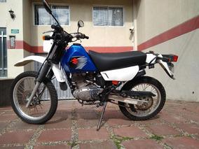 Suzuki Dr 200 Azul - 2008