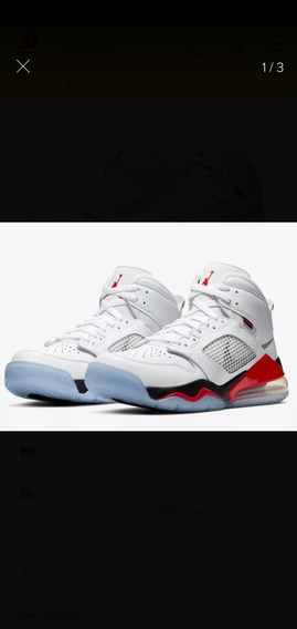 Sneakers Jordan Mars 270 Fire Red Vendo O Permuto