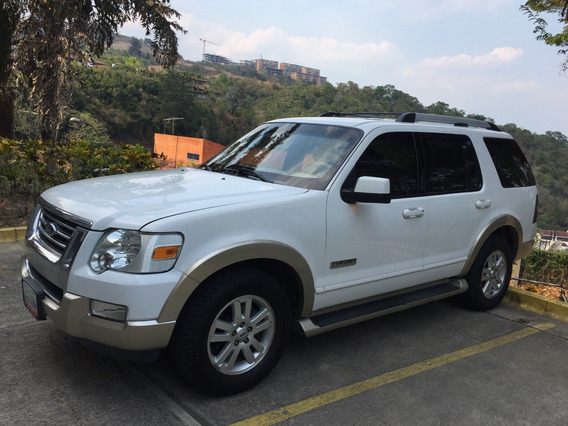 Ford Explorer Blindada