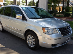 Chrysler Town & Country 3.8 Limited Atx 2010