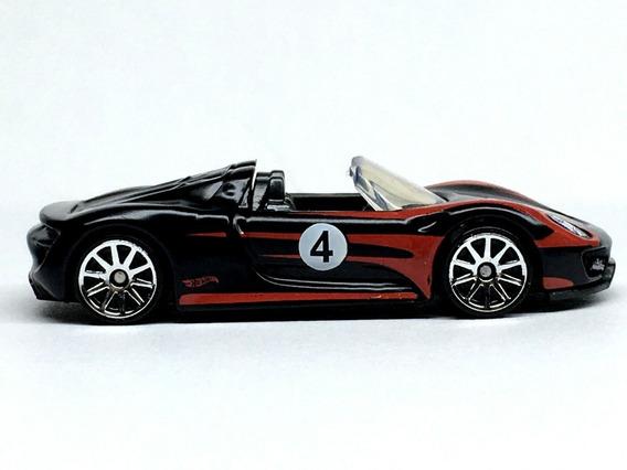 Hot Wheels Porsche 918 Spyder Convertible Aleman Solo Envios