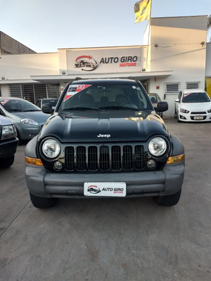 Jeep Cherokee 3.7 Sport 4x4 V6 12v Gasolina 4p Automático