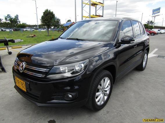 Volkswagen Tiguan Trend& Fund