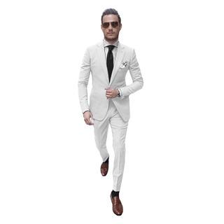 Saco Entallado C/ Chupin De Vestir Camisa Y Zapato Import
