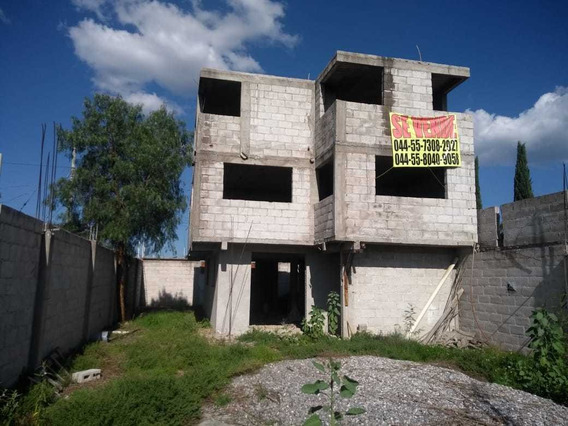 Casa De 3niveles, $250mts De Construcción, Cochera P 4 Autos