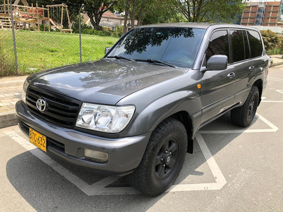 Toyota Land Cruiser Lc100 2006 Gasolina