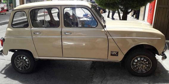 Renault 1981 Renault 4