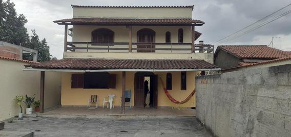 Casa Em Colubande, São Gonçalo/rj De 154m² 6 Quartos À Venda Por R$ 450.000,00 - Ca589634