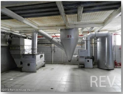 Imagen 1 de 12 de Nave Industrial En Venta En Lerma Ct211704