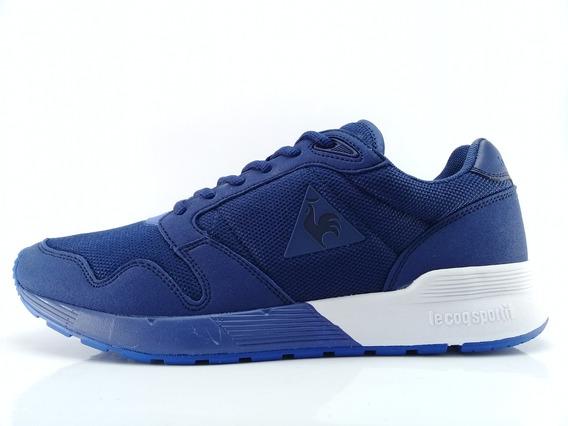 Zapatillas Le Coq Sportif Omega X Azul Envios Caba Y Bs As