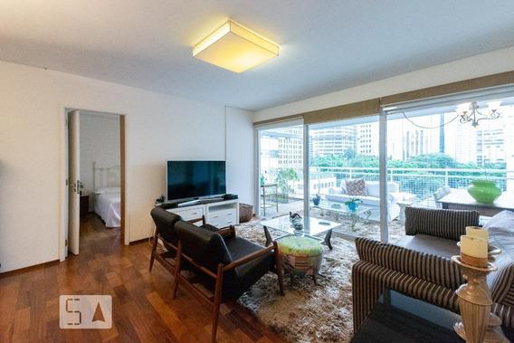 Apartamento Para Aluguel - Itaim Bibi, 3 Quartos, 133 - 893094638