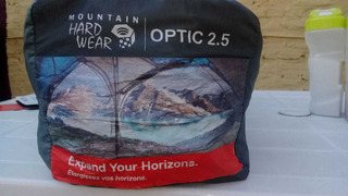 Carpa Mountain Hardwear Optic 2.5