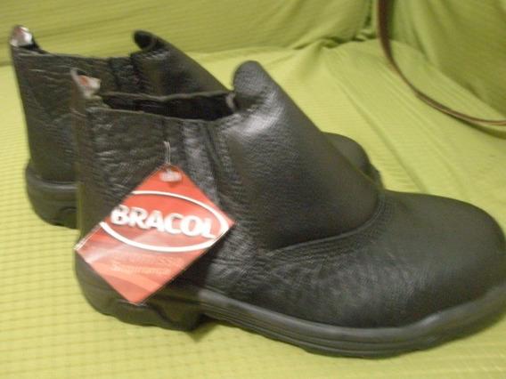 Sapato (butina) Com Biqueira Em Aço