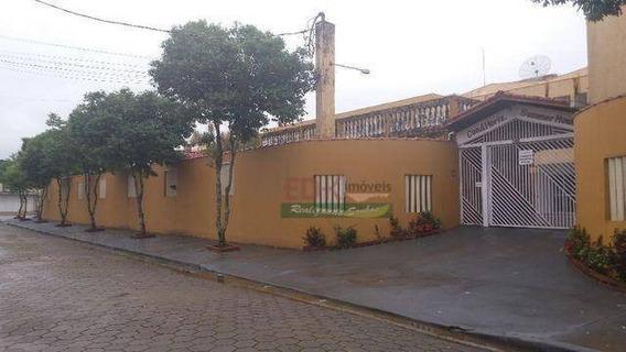 Sobrado Com 2 Dormitórios À Venda, 90 M² Por R$ 270.300 - Jardim Britânia - Caraguatatuba/sp - So0954