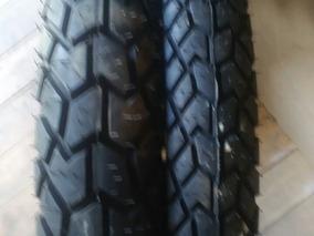 Moto Honda Michelin 120 / 80