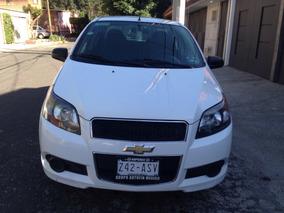 Chevrolet Aveo Automatico 2014