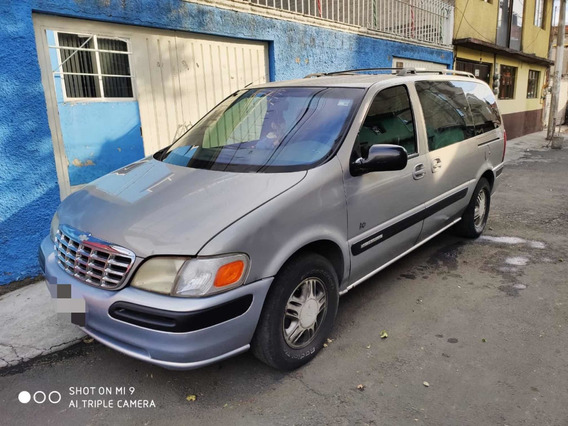 Chevrolet Venture Minivan Ls Larga Piel At 2000