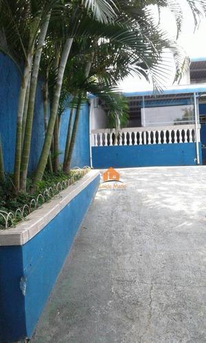 Chácara Com 1 Dormitório À Venda, 350 M² Por R$ 380.000,00 - Vila Fiori - Sorocaba/sp - Ch0434