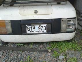 Autito Suzuki Año 1996 Desarrollado Por Bmw