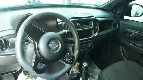 Imagem 1 de 9 de Fiat Strada 2021 1.4 Endurance Cab. Dupla Flex 4p