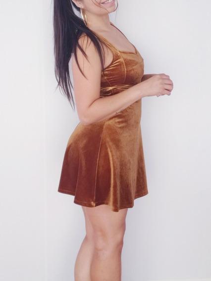 Vestido De Mujer De Plush (liquidacion)