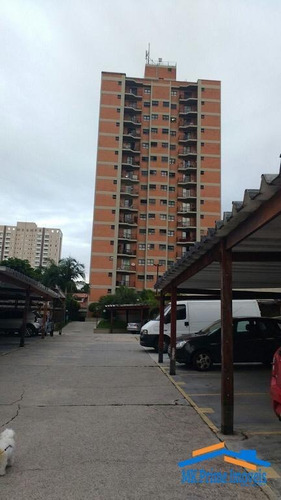 Apartamento Em Quitaúna Ao Lado Do Rodoanel, Próximo Estação De Trem. - 1321