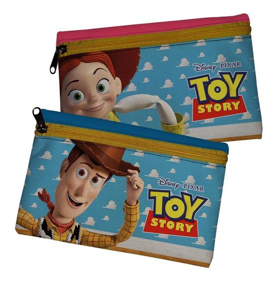 15 Lapiceras Personalizada Escuela Toy Story Super Precio