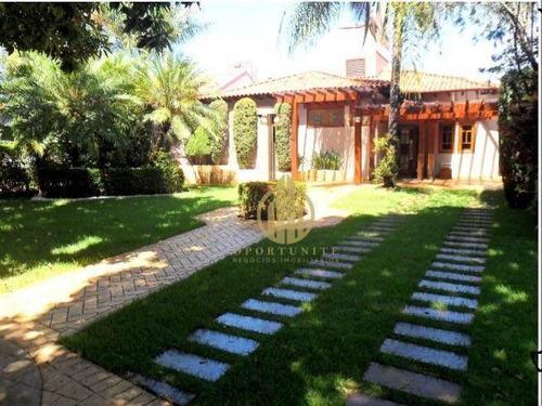 Imagem 1 de 7 de Casa Com 3 Dormitórios À Venda, 340 M² Por R$ 1.100.000,00 - Ribeirânia - Ribeirão Preto/sp - Ca1591