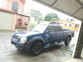 Pick Up Nissan Frontier 2002