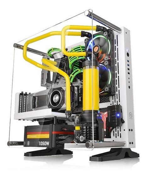 Gabinete Thermaltake Core P3 Snow Edition Midtower