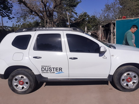 Renault Duster 2015 1.6 4x2 Dakar Spirit 110cv