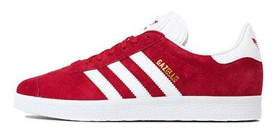 Tênis adidas Originals Gazelle Scarlet Vermelho