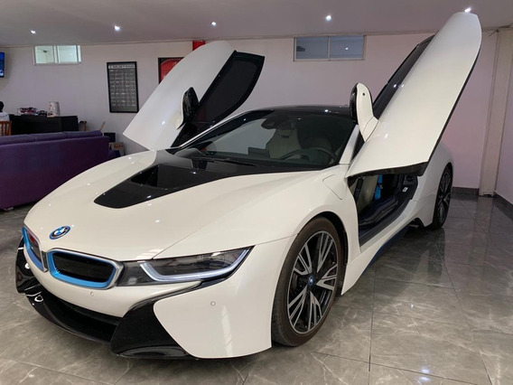 Bmw I8 1.5 Pure Impulse At 2016