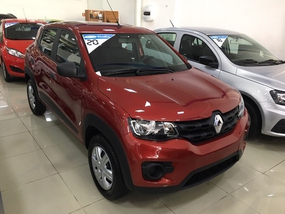Kwid 1.0 12v Sce Flex Zen Manual 2020