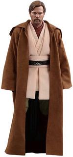 Hot Toys Star Wars Epi Ill Obi Wan Kenobi Deluxe 1/6 Nuevo
