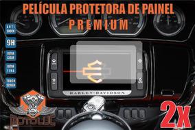 2 X Película Protetora Harley Davidson Boom Box 6.5