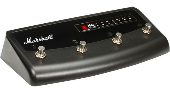 Pedal Footswitch Mg4 90008 Mg-4 P/ Linha Mg - Marshall + Nf - Com Nota Fiscal E Garantia De 2 Anos Proshows!